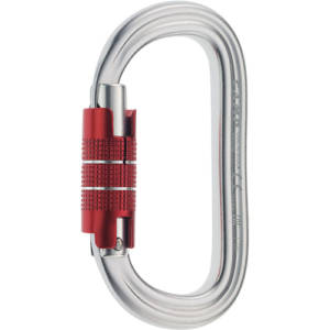 OVAL XL 2LOCK - Mosquetón