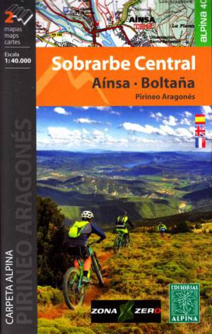 SOBRARBE CENTRAL EDITORIAL ALPINA