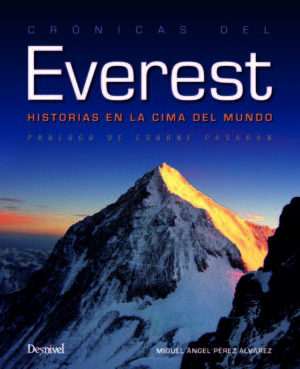 CRONICAS DEL EVEREST DESNIVEL