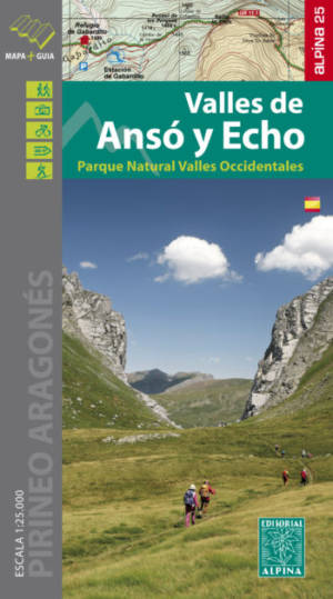 VALLES DE ANSÓ Y ECHO EDITORIAL ALPINA