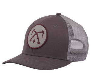 gorra trucker black diamond