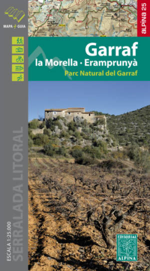 MASSÍS DEL GARRAF EDITORIAL ALPINA