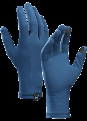 guantes finos arcteryx