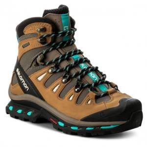 bota trekking salomon en vents