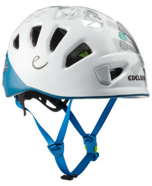casco ligero edelrid shield petrol