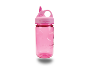 Botella Grip'N Gulp Rosa 375 ml
