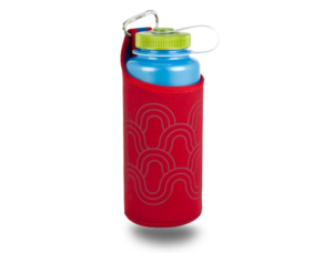 Funda de neopreno con mosquetón para Botellas 1000 ml