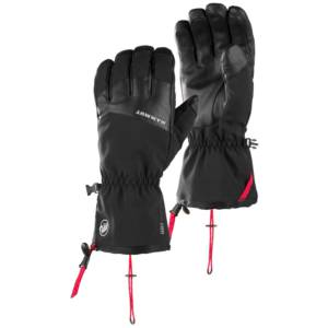 guantes impermeables mammut