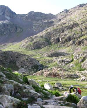 Trekking, senderismo