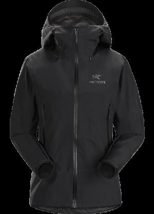 chaqueta impermeable arcteryx beta sl hybrid mujer